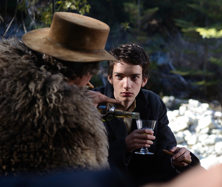 SLOW WEST 					Dir: John Maclean / See Saw Films