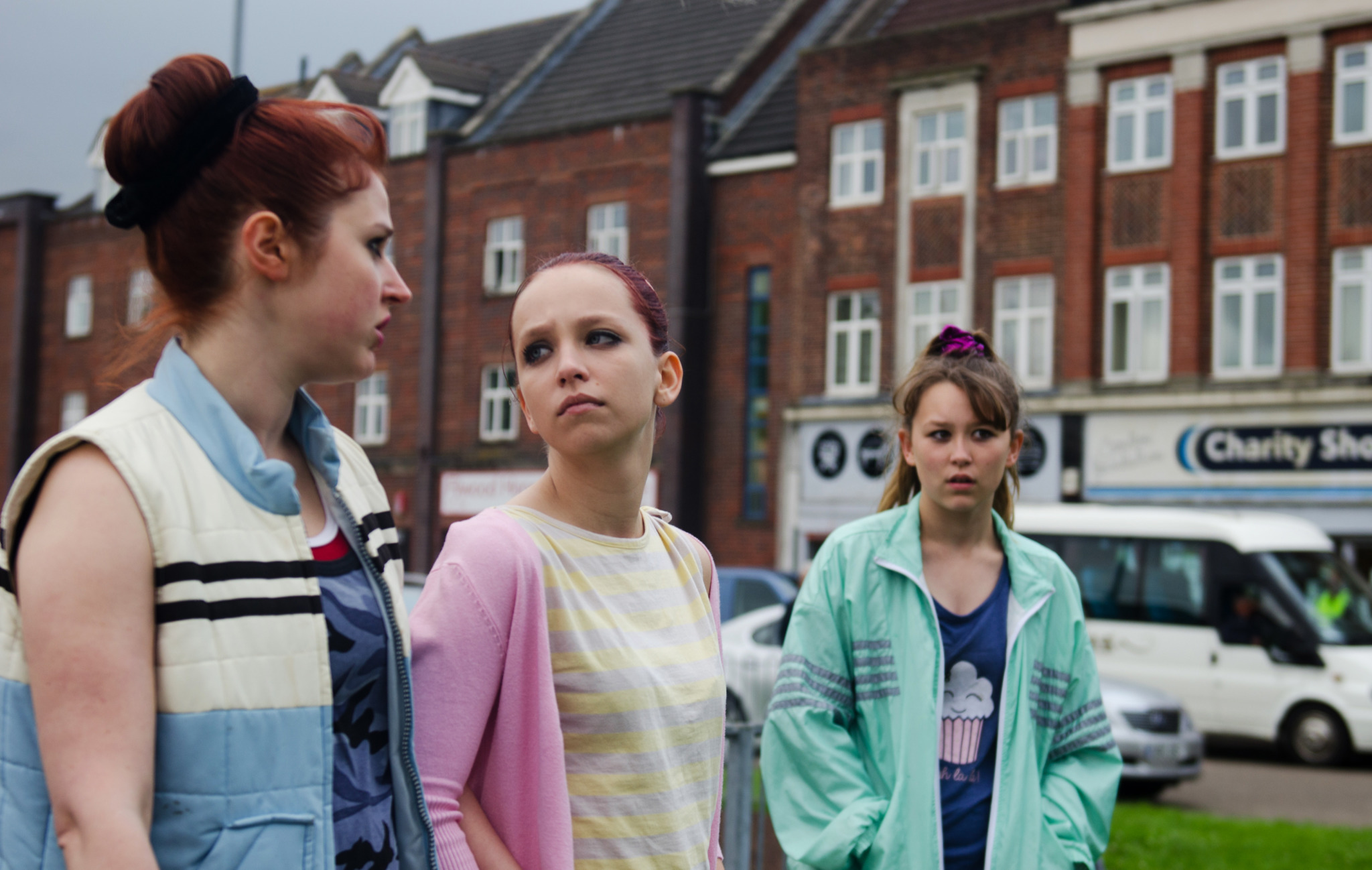 THREE GIRLS / Dir: Philippa Lowthorpe / BBC / 2016