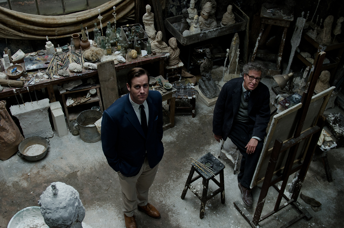 FINAL PORTRAIT / Dir: STANLEY TUCCI / 2016